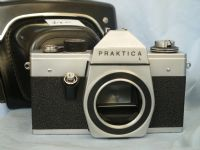 ' 42MM ' Praktica L  M42 SLR Camera £4.99